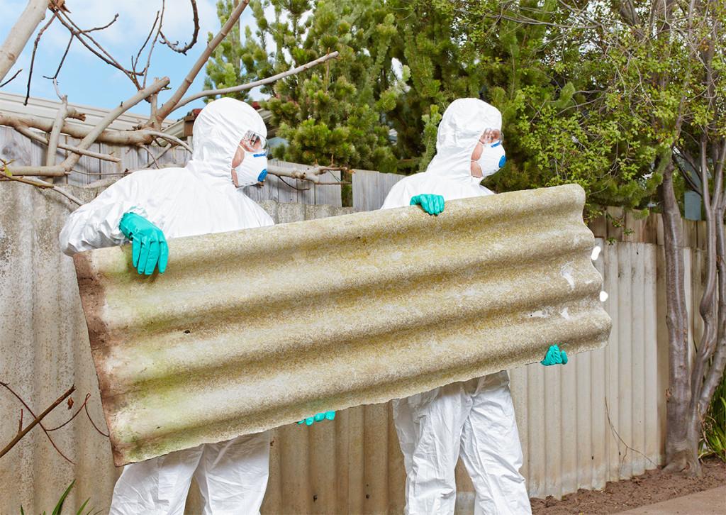 Asbestos Removal